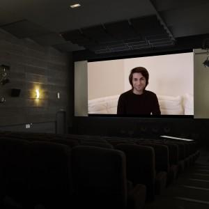 Salle de cinéma - Interviews des photographes